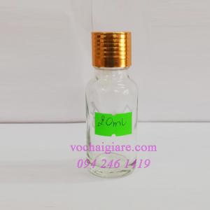 Chai tinh dầu 20ml